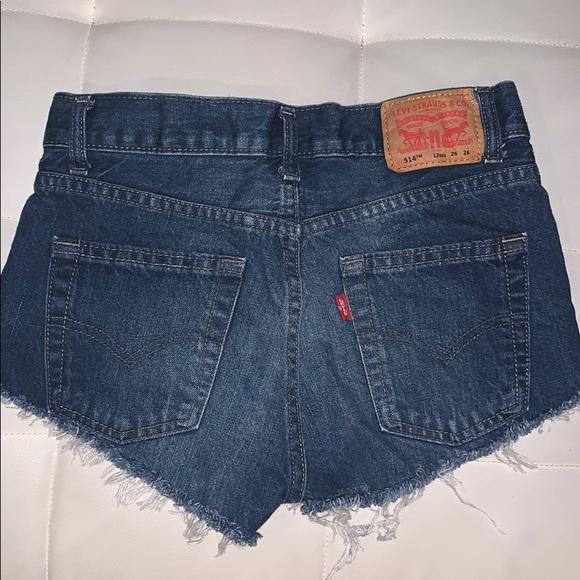Levi's Pants - Vintage Levi shorts
